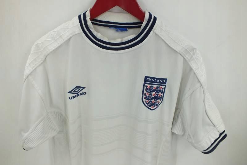 Umbro England Anglia koszulka reprezentacji S M 98