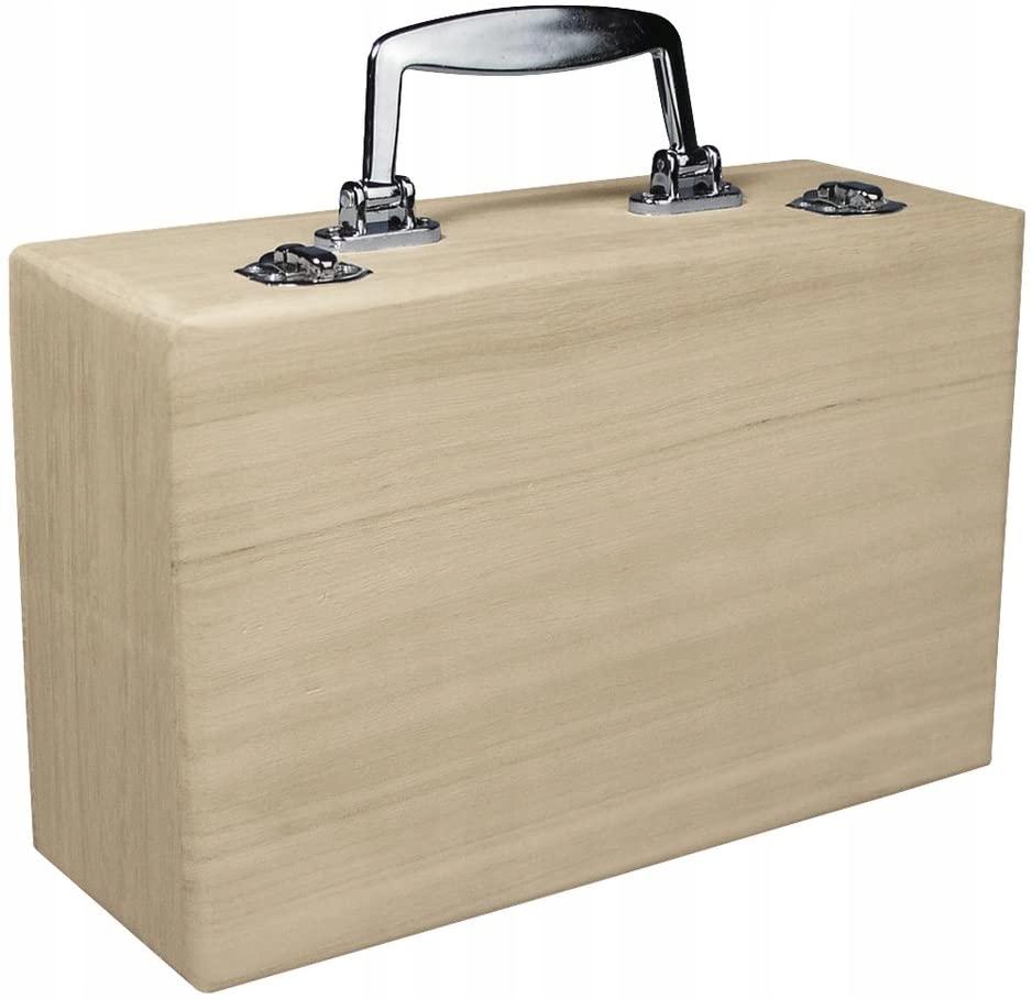 RAYHER HOBBY 6158000Skrzynka drewniana 25x16x9 cm