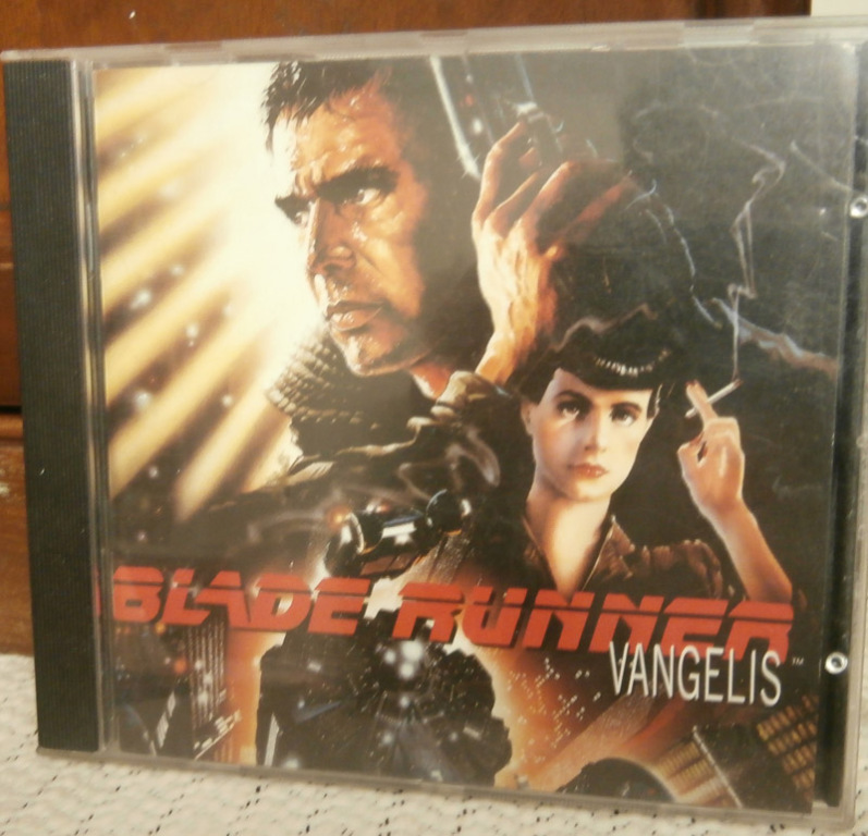 Blade Runner Vangelis- CD