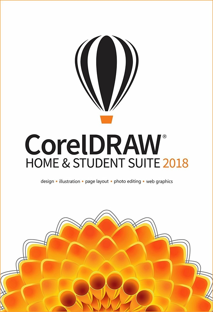 CorelDRAW 2018 Home and Student PL Corel DRAW