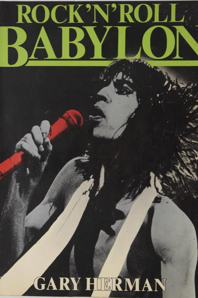 ROCK'N'ROLL BABYLON, Gary Herman