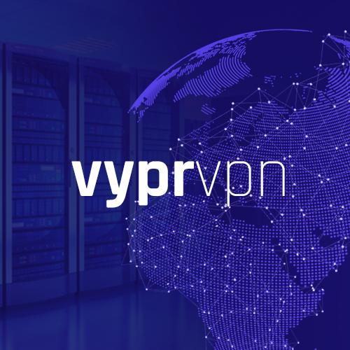 VYPRVPN 1 ROK Konto 365 DNI Vypr VPN