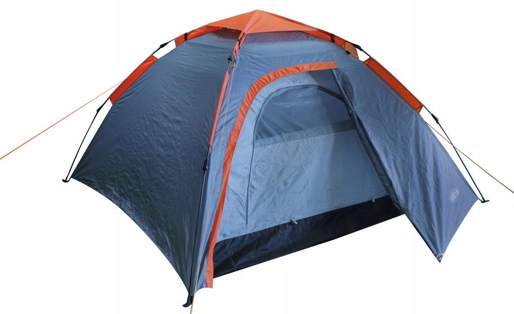 Namiot turystyczny samorozkładający się 2-osobowy