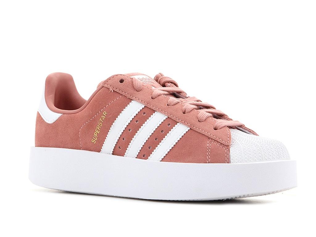 Adidas Buty damskie Superstar Bold W różowe r. 37 13