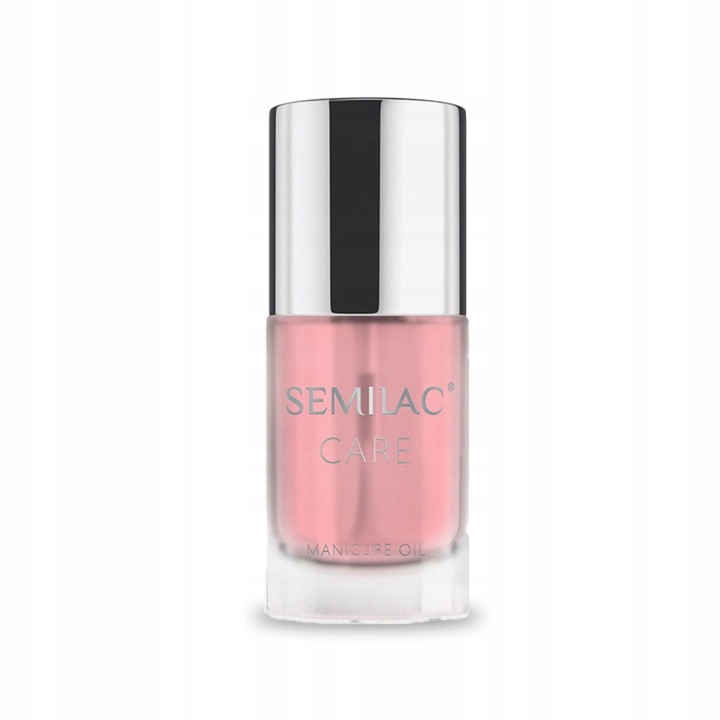 Semilac Oliwka Nail & Cuticle Elixir Love 7ml