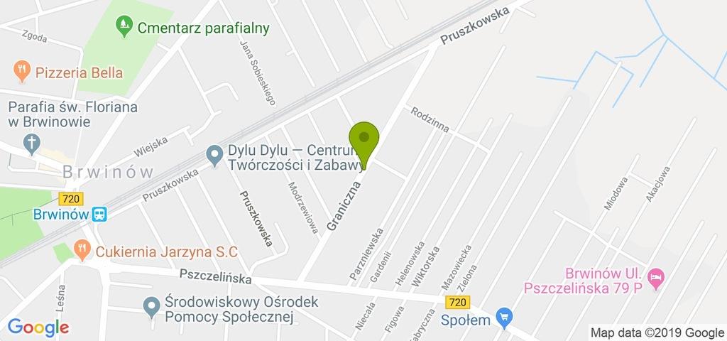 Działka Brwinów, pruszkowski, 3200,00 m²