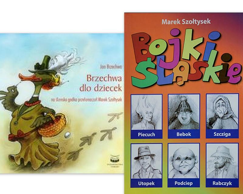 Brzechwa Po śląskubojki śląskie Szołtysek Wiersze