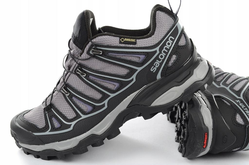 Buty trekkingowe kolce SALOMON X Ultra 2 GTX r.39