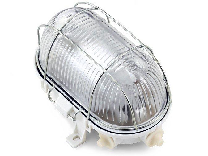 Lampa Kinkiet Do Garażu Piwnicy Ip44 E27 Rad32b 6745371386 Oficjalne Archiwum Allegro