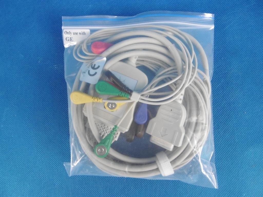 Kabel GE EKG 12-odprowadzeniowy
