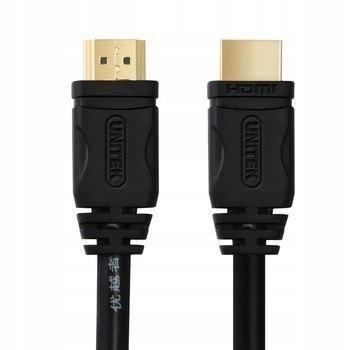 Kabel HDMI M/M 15,0m v1.4; GOLD; BASIC
