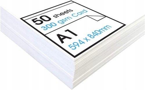 Blok arkuszy papieru ARTWAY STUDIO A1 300gsm