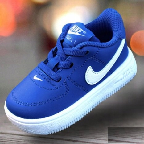 .:: Buty Nike Force 1 '18 905220-400 ROZ. 23.5 ::.