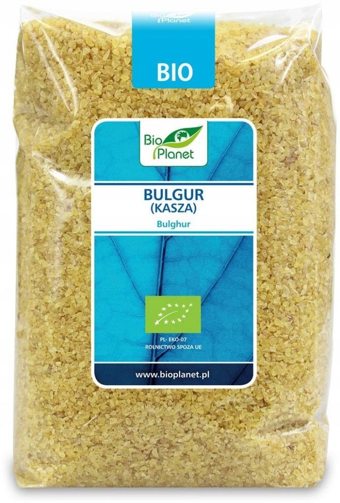 BULGUR (KASZA) BIO 1 kg - BIO PLANET