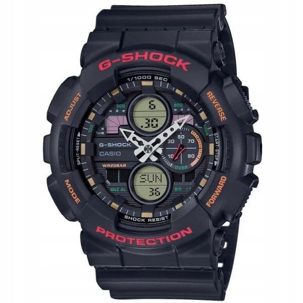 Zegarek Casio G-Shock GA-140-1A4