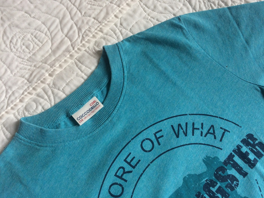 fajna koszulka T-Shirt COCCODRILLO rozm. 158