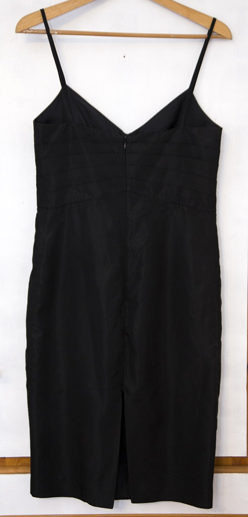 Czarna sukienka ZARA, M