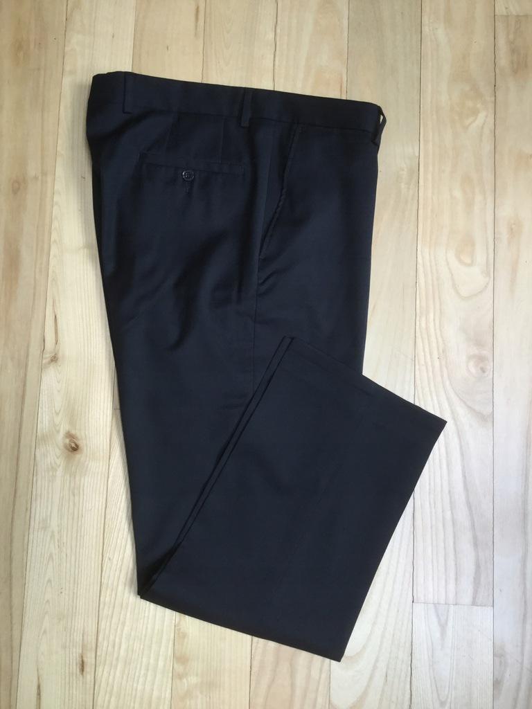 Spodnie wizytowe Baumler / Cerutti - 25 / pas: 94