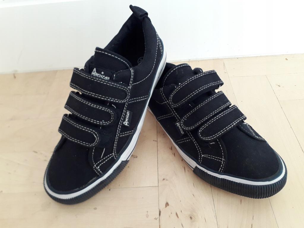 Buty do szkoły ze szkoły biała podeszwa_38 J. NOWE