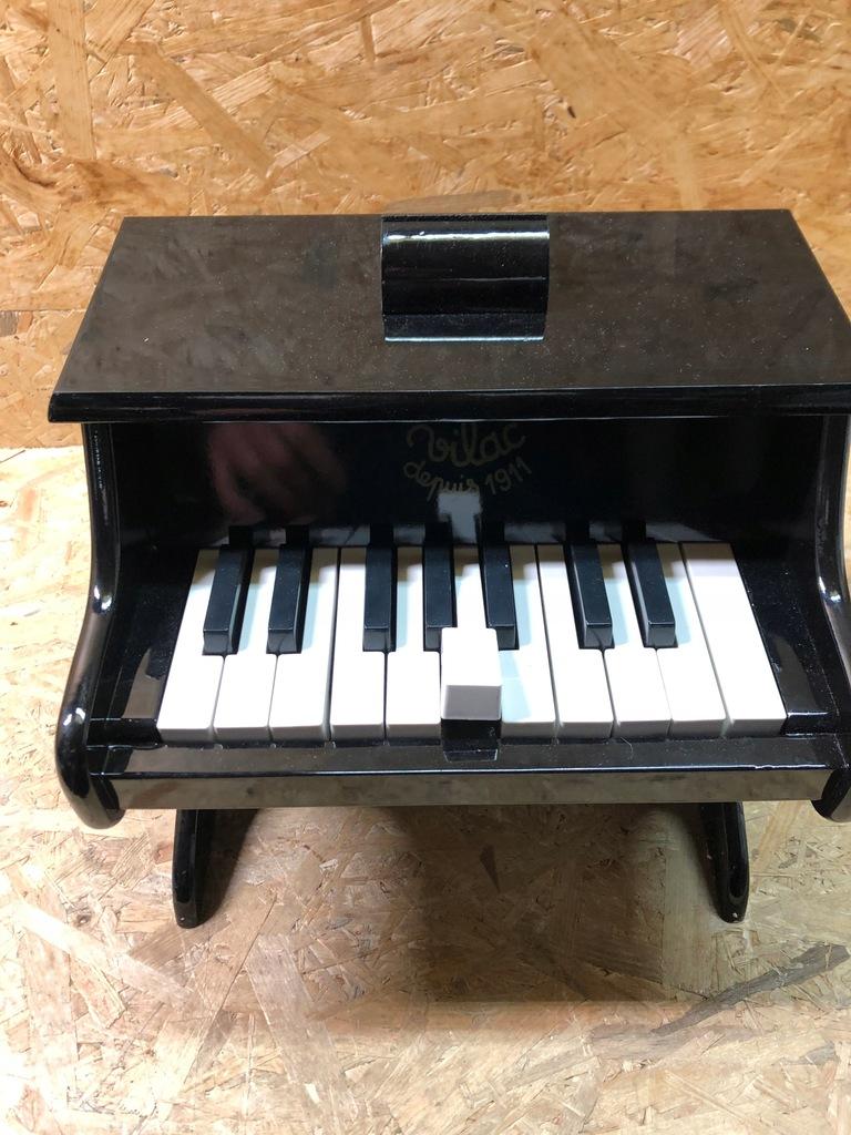 Mini Pianino zabawkowe lekko uszkodzone