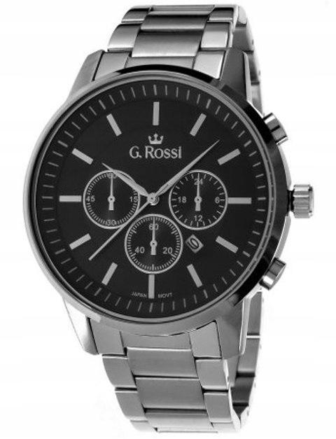 Zegarek Męski Gino Rossi 6647B-1C1