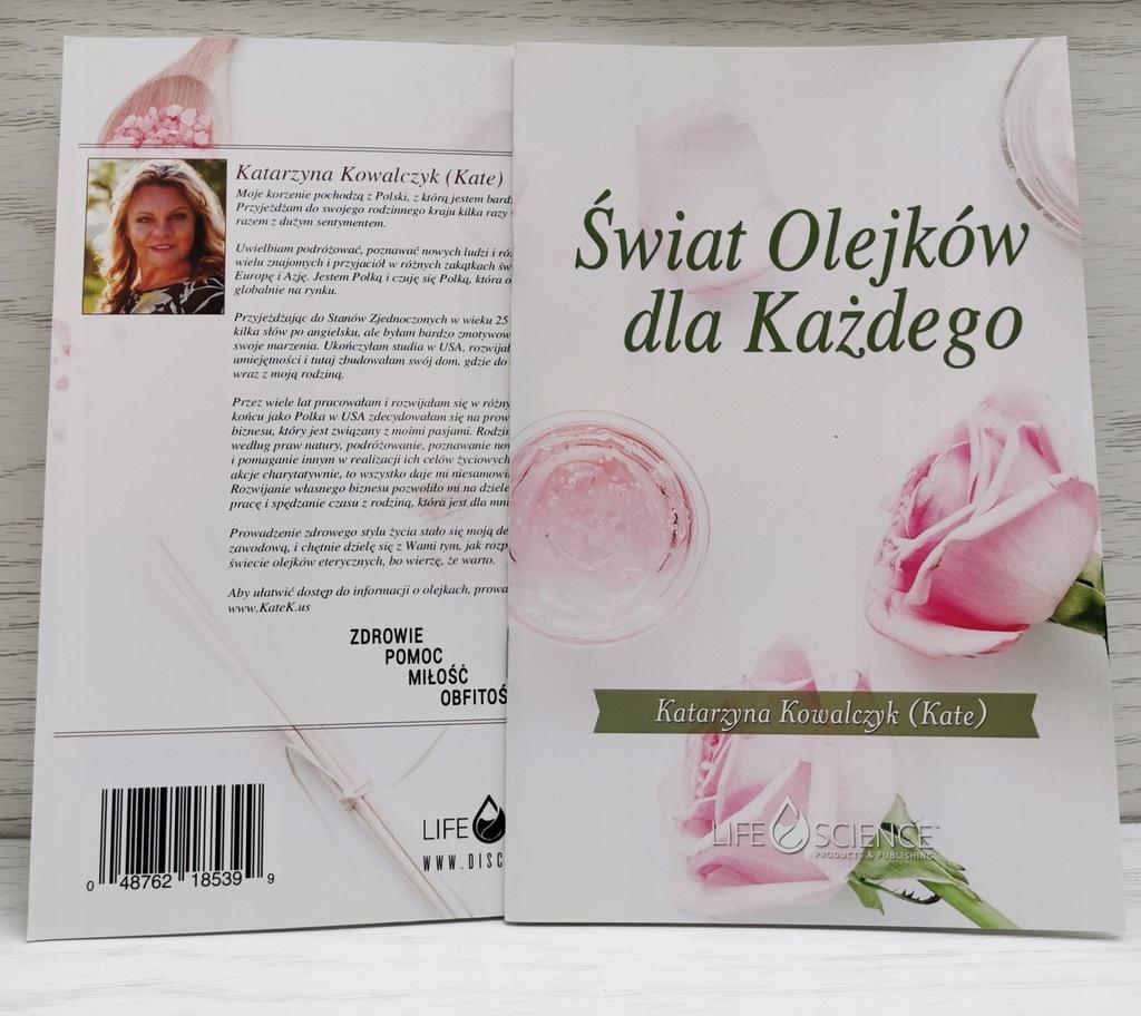 Świat Olejków dla Każdego - Katarzyna Kowalczyk
