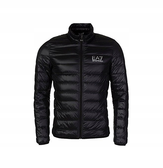 EMPORIO ARMANI EA7 włoska kurtka pikowana 2021 L