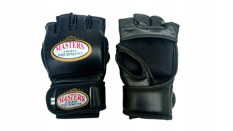 Rękawice treningowe MASTERS do MMA GFS-9-1 r. XL