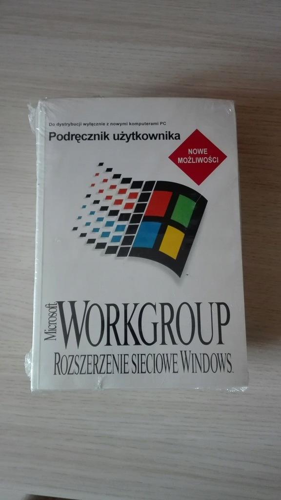 Microsoft WINDOWS 3.1 zafoliowany, nie używany