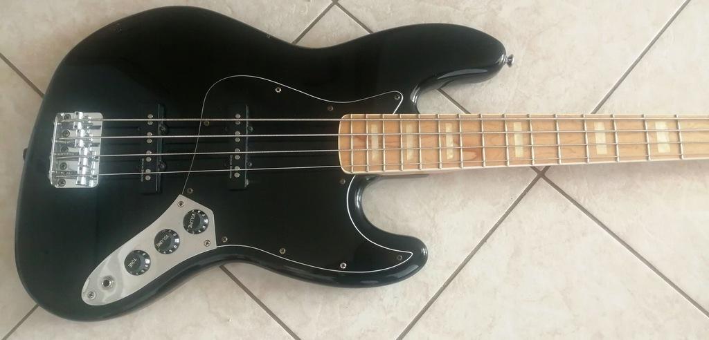 Gitara basowa Squier Vintage Modified 4 Jazz Bass