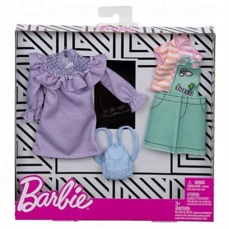 Barbie Zestaw Ubranka Akcesoria Dla Lalki Fxj64 8772980086 Oficjalne Archiwum Allegro