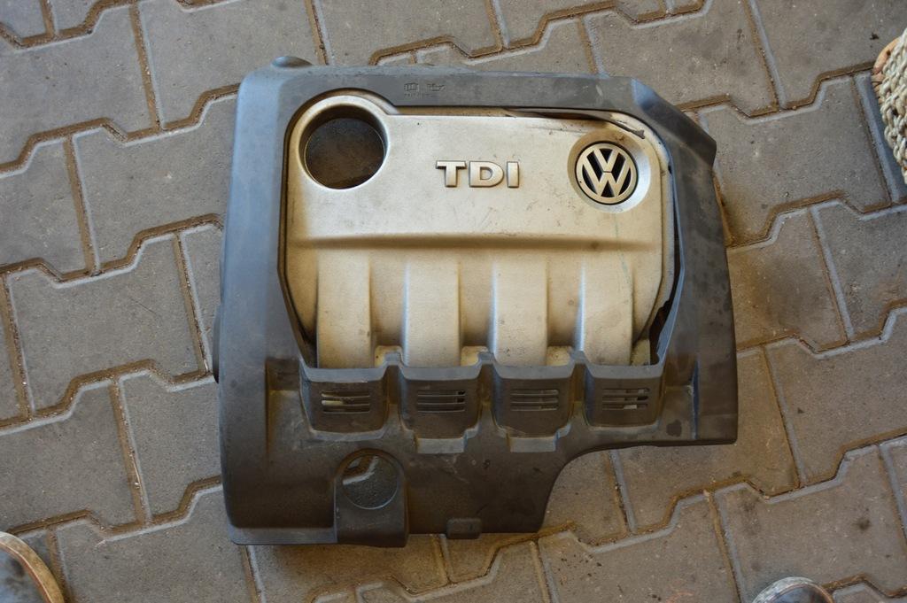 Kryt motora Passat B6 FL 2.0 TDi 03G103967A