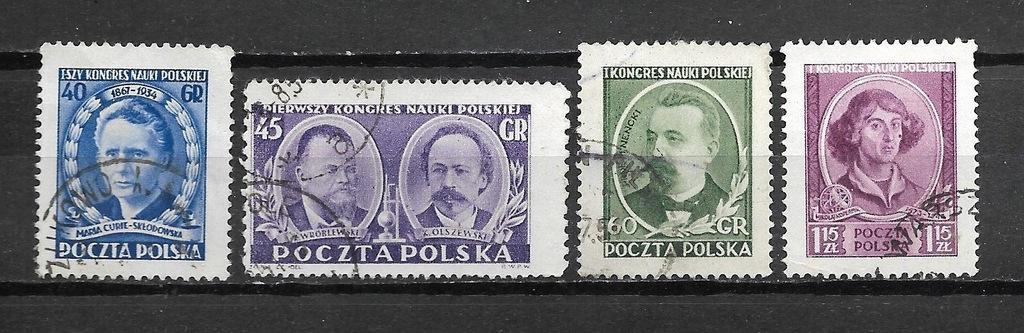 Fi. 557 - 560 KONGRES NAUKI POLSKIEJ