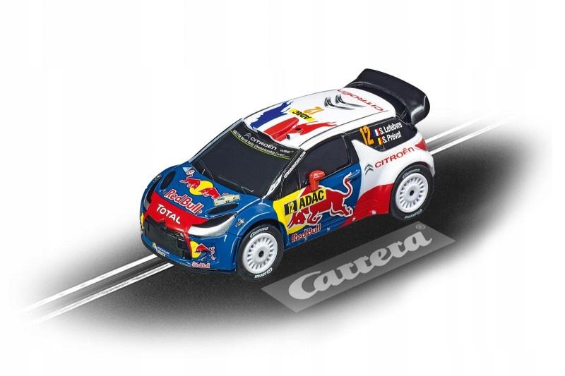 Auto Citroen DS3 WRC Citroen WRT St Lefeb