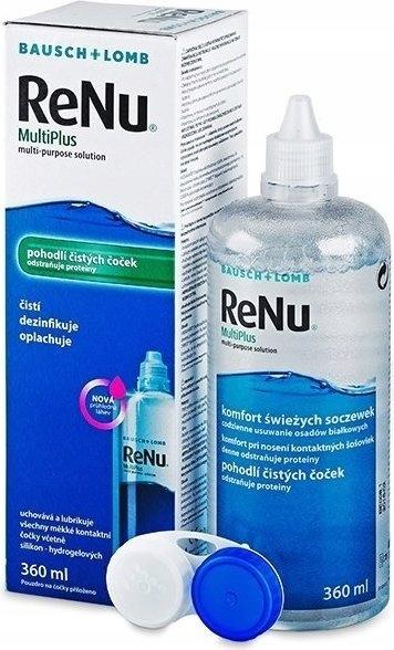Bausch&Lomb Płyn Renu Multiplus 360 ml