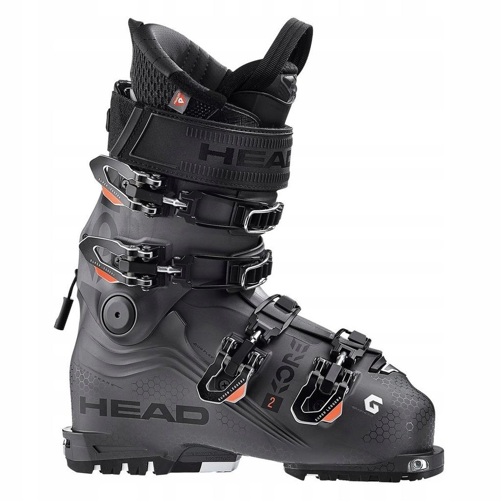 Buty narciarskie Head Kore 2 W Szary 26/26.5