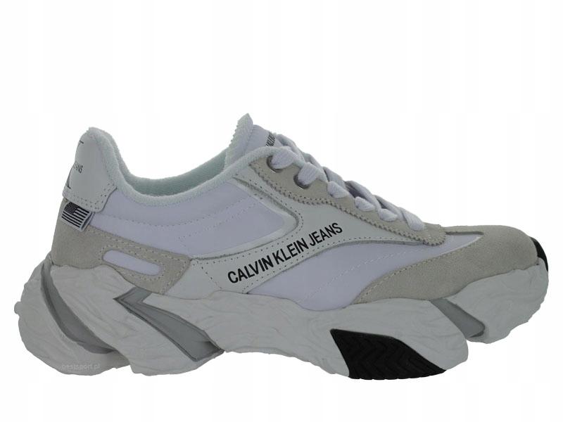 Damskie Calvin Klein Sigma (B4R0884 WHITE) 38