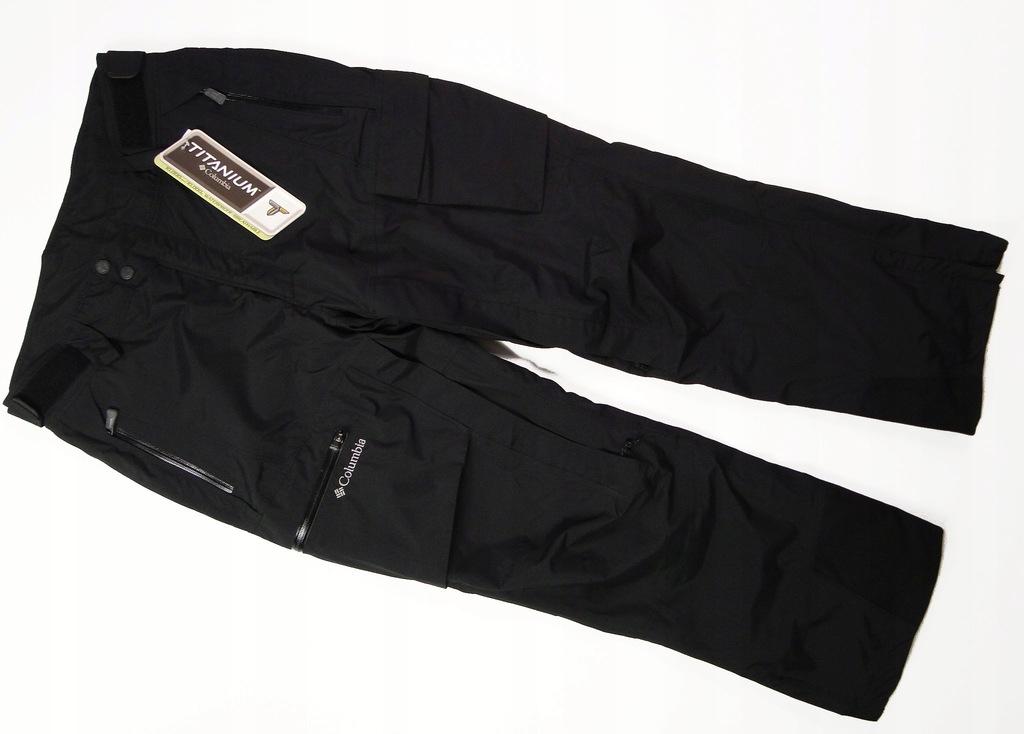 Spodnie COLUMBIA Softshell Bugaboo 2 Titanium