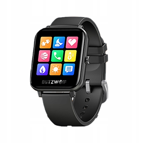 Smartwatch BlitzWolf BW-GTC (czarny)