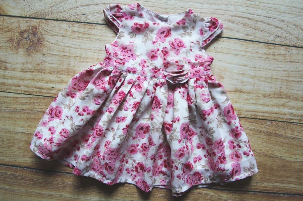 George 0-1m elegancka sukienka, jak nowa! 50-56