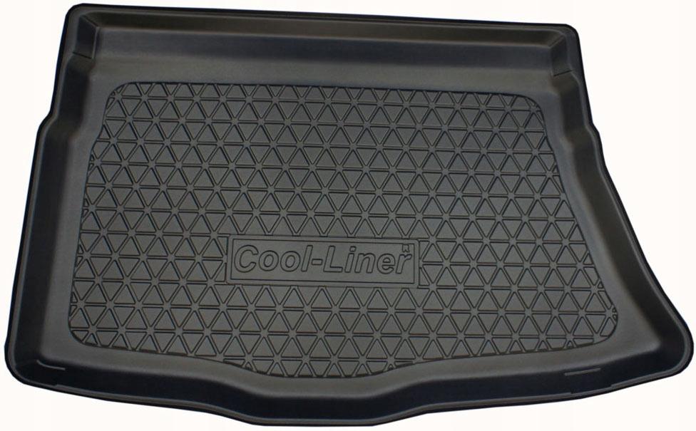 Kia Ceed HB 3D 5D 12-18 Dywanik do bagażnika