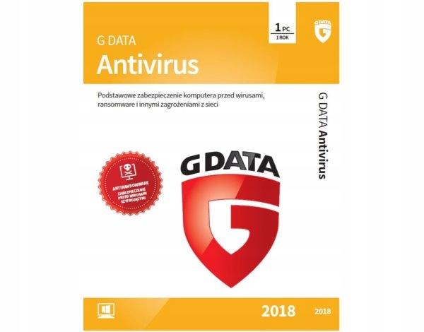 G Data Antivirus 2PC/3Y ESD GData