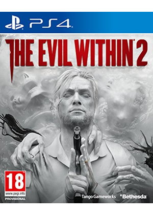 Gra The Evil Within 2 Pl Ps4 Sklep Horror Nowa 8716121001 Oficjalne Archiwum Allegro