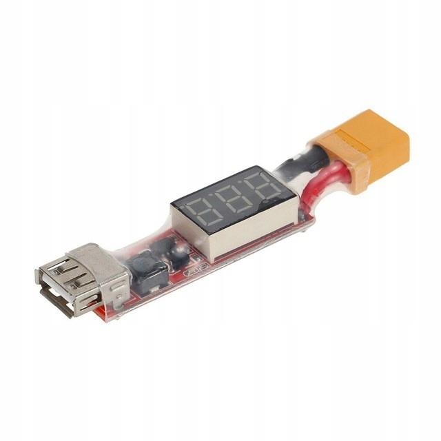 2S 6S XT60 złącze ładowarka ARDUINO USB FV PL