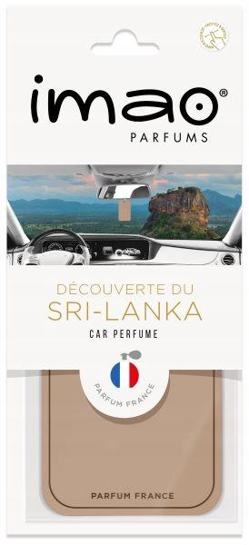 Zapach samochodowy Scentway Imao Srilanka