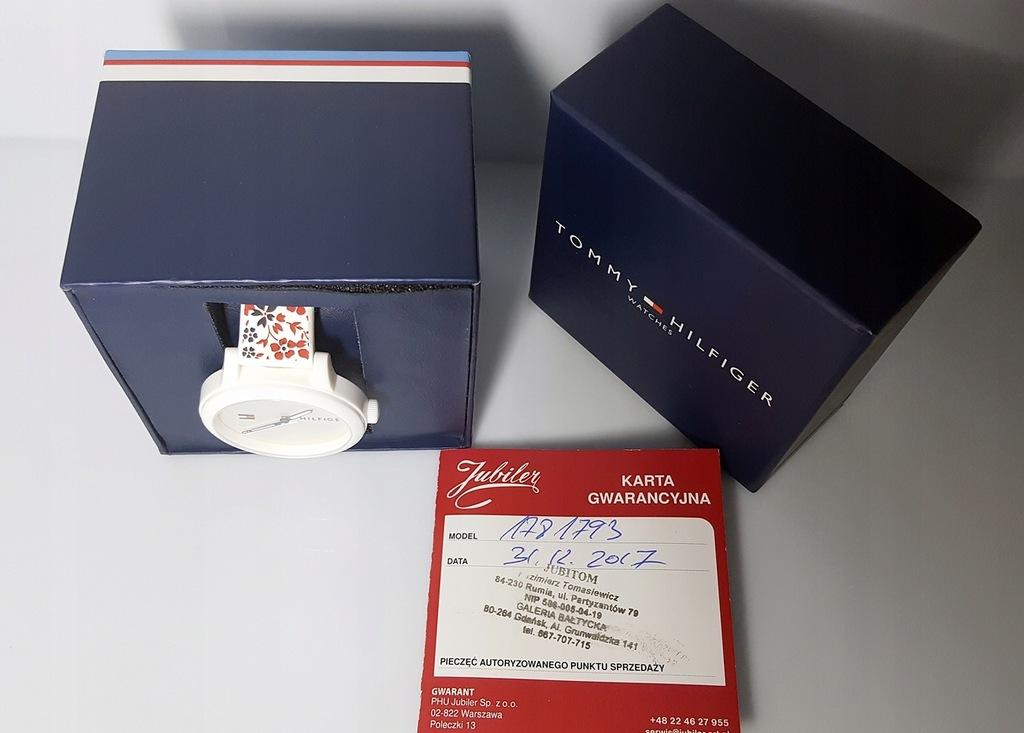 Zegarek Tommy Hilfiger 1781793 th.321.3.47.2200 Gw