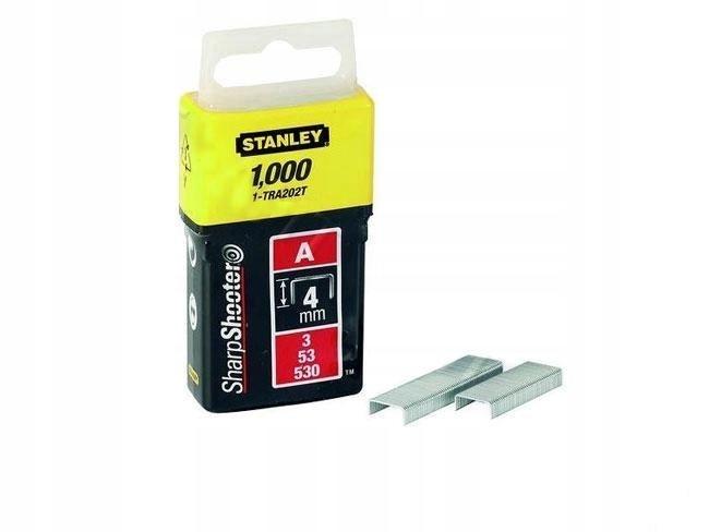 STANLEY ZSZYWKI A 5/53 10mm 5000 SZTUK STANLEY