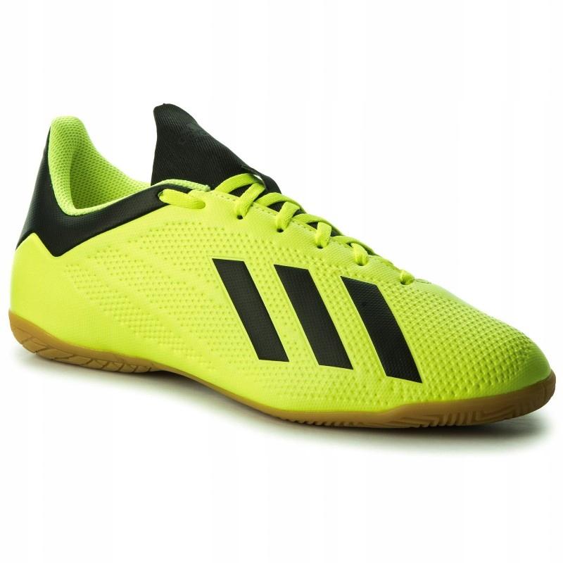 ADIDAS X TANGO 18.4 IN (DB2484) Męskie | cena 119,99 PLN, kolor ŻÓŁTY | Buty piłkarskie adidas