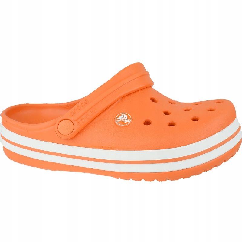 Klapki Crocs Crocband Clog K Jr 204537-810 33/34