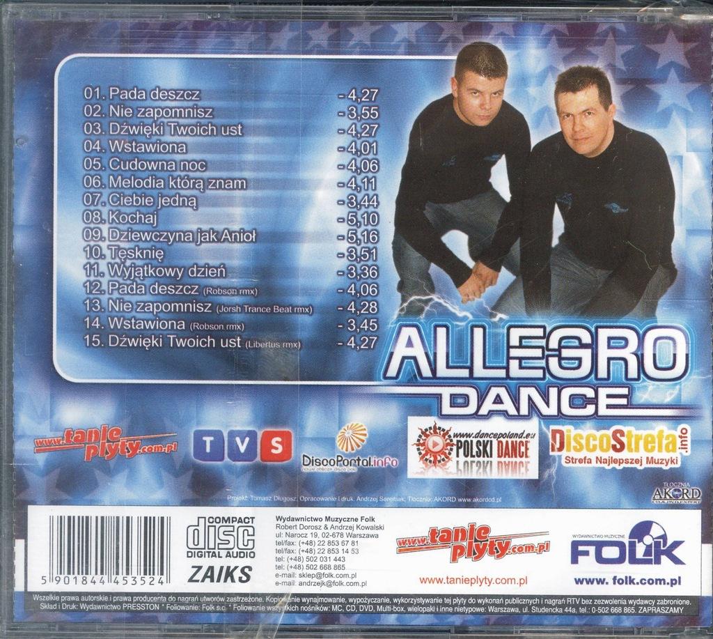 Allegro Dance Pada Deszcz 7213793816 Oficjalne Archiwum Allegro